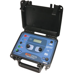 Earth Resistance and Resistivity Meter