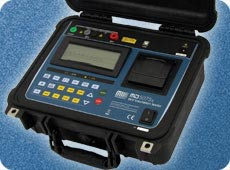 MD-5075x : Digital insulation tester