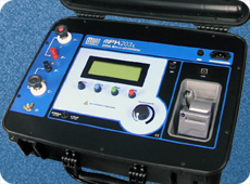 MPK-203x : Portable digital Micro-ohmmeter